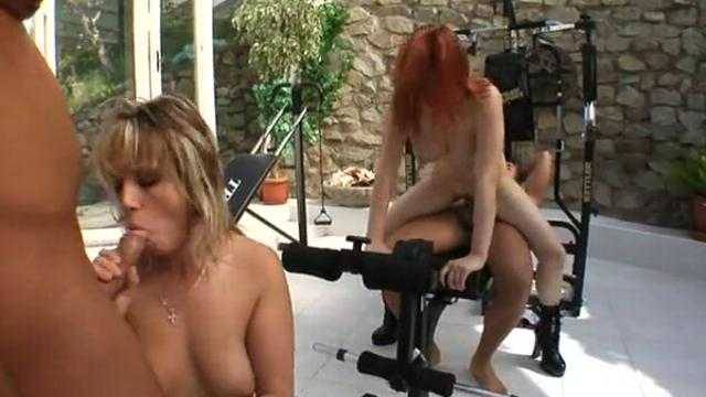 sex and milf
