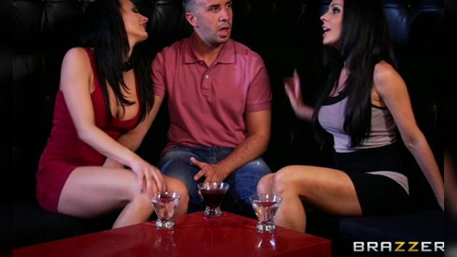 Threesome With The Date Coach Kirsten Price & Alektra Blue