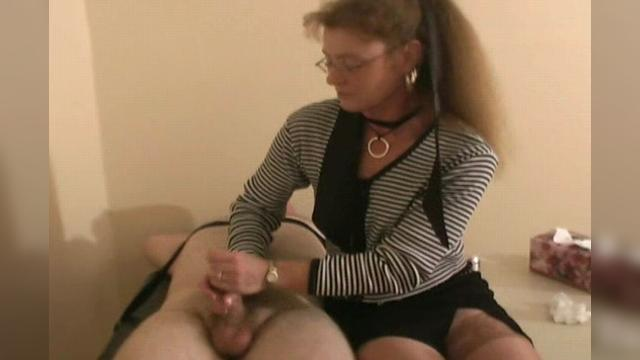 clip190 cock control by mrs burns