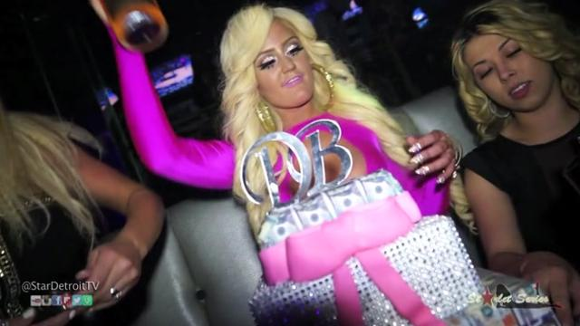 Danii Banks  - Banks BDay Bash